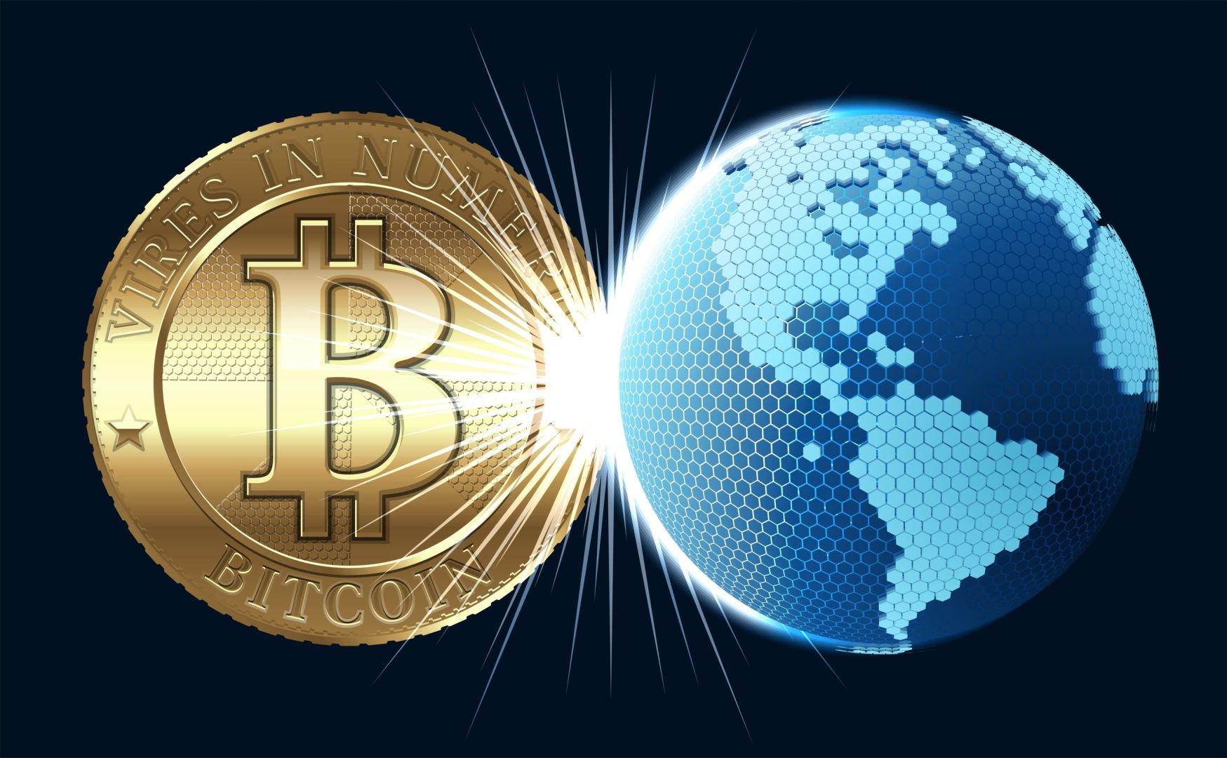 bitkoino algoritmai