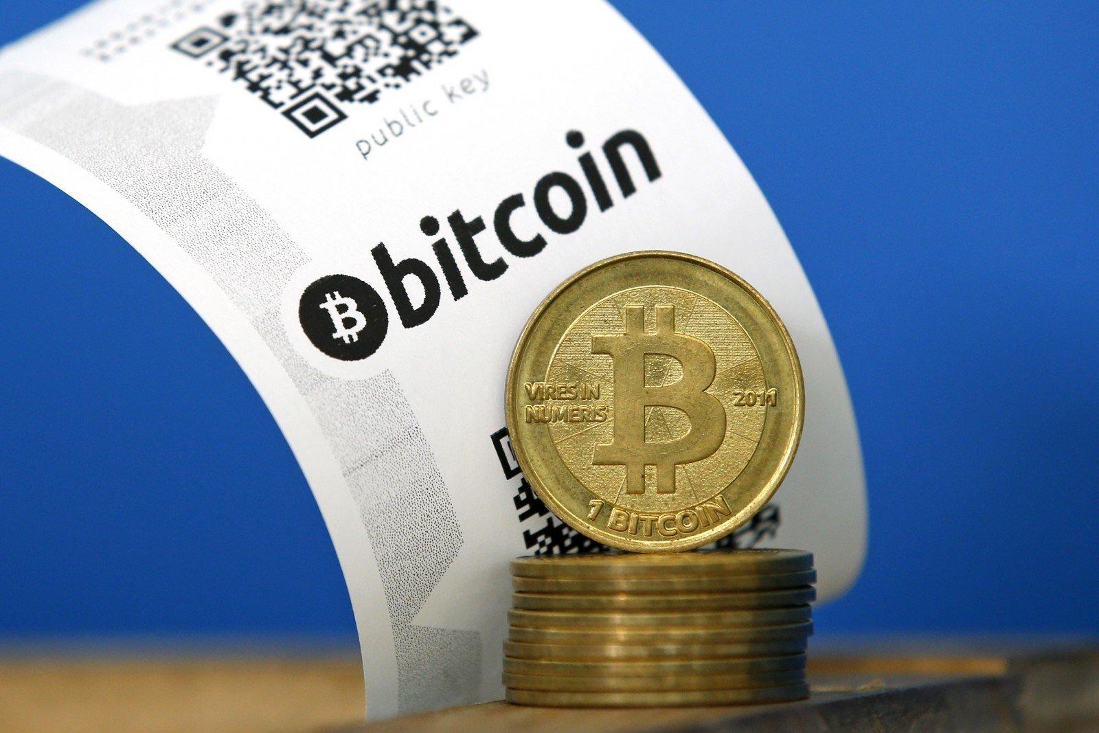 Bitkoinas: kur jo gauti ir kodėl nenuvertės