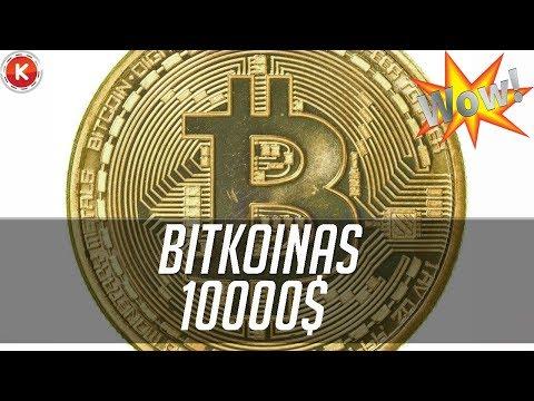 bitkoinas, kaip gauti gerą pabaigą