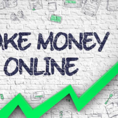 kaip užsidirbti 500 pinigų internete