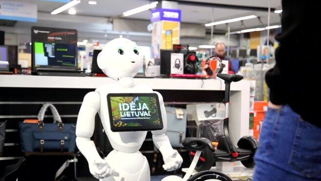 robotų prekybos čempionatas