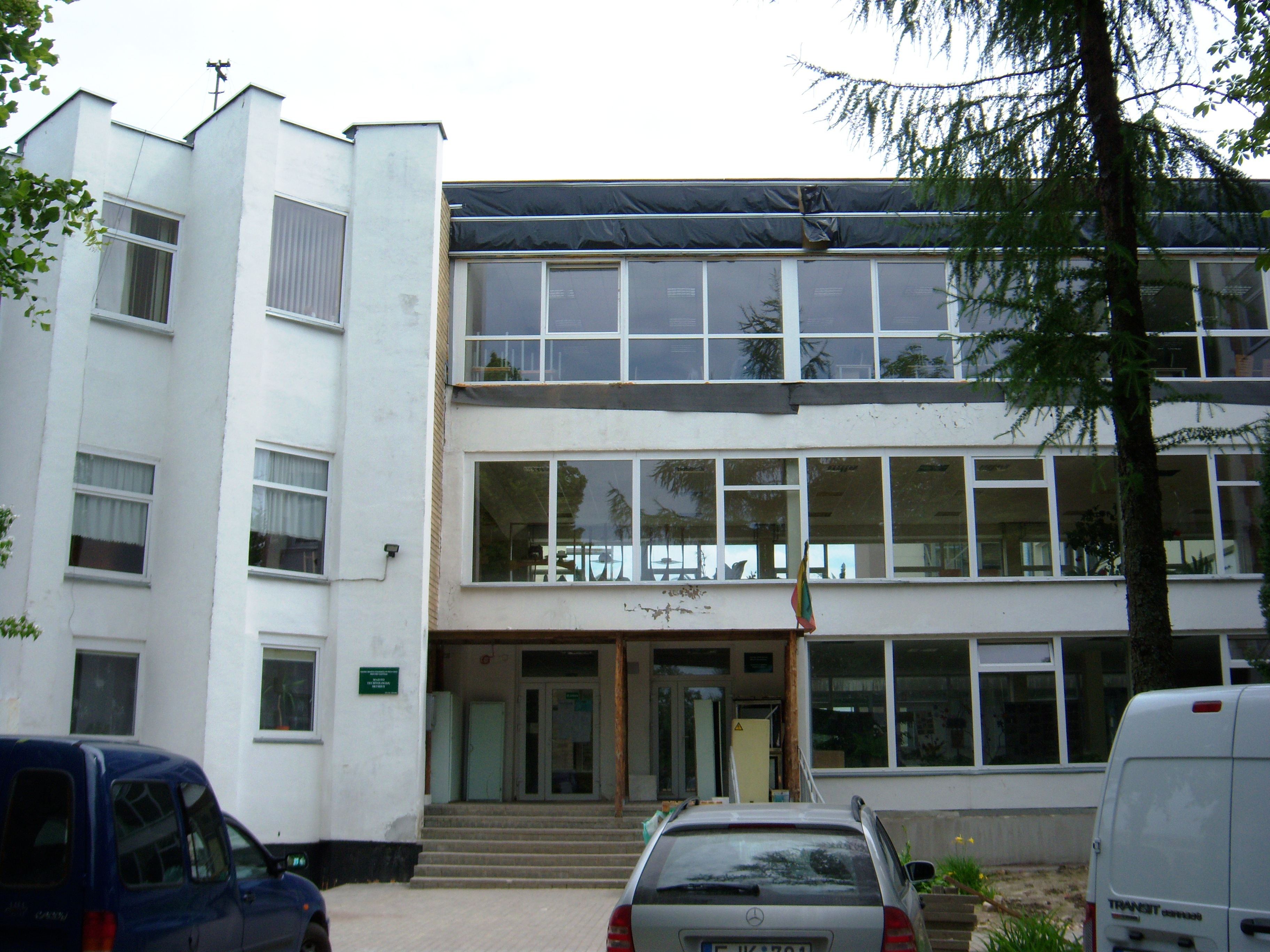 prekybos mokykla