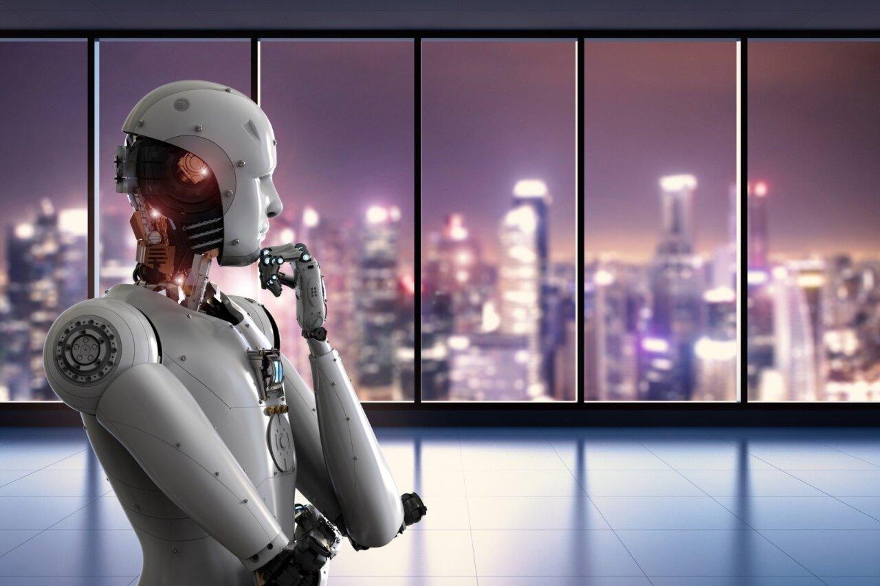 kas gali pagaminti prekybos robotą