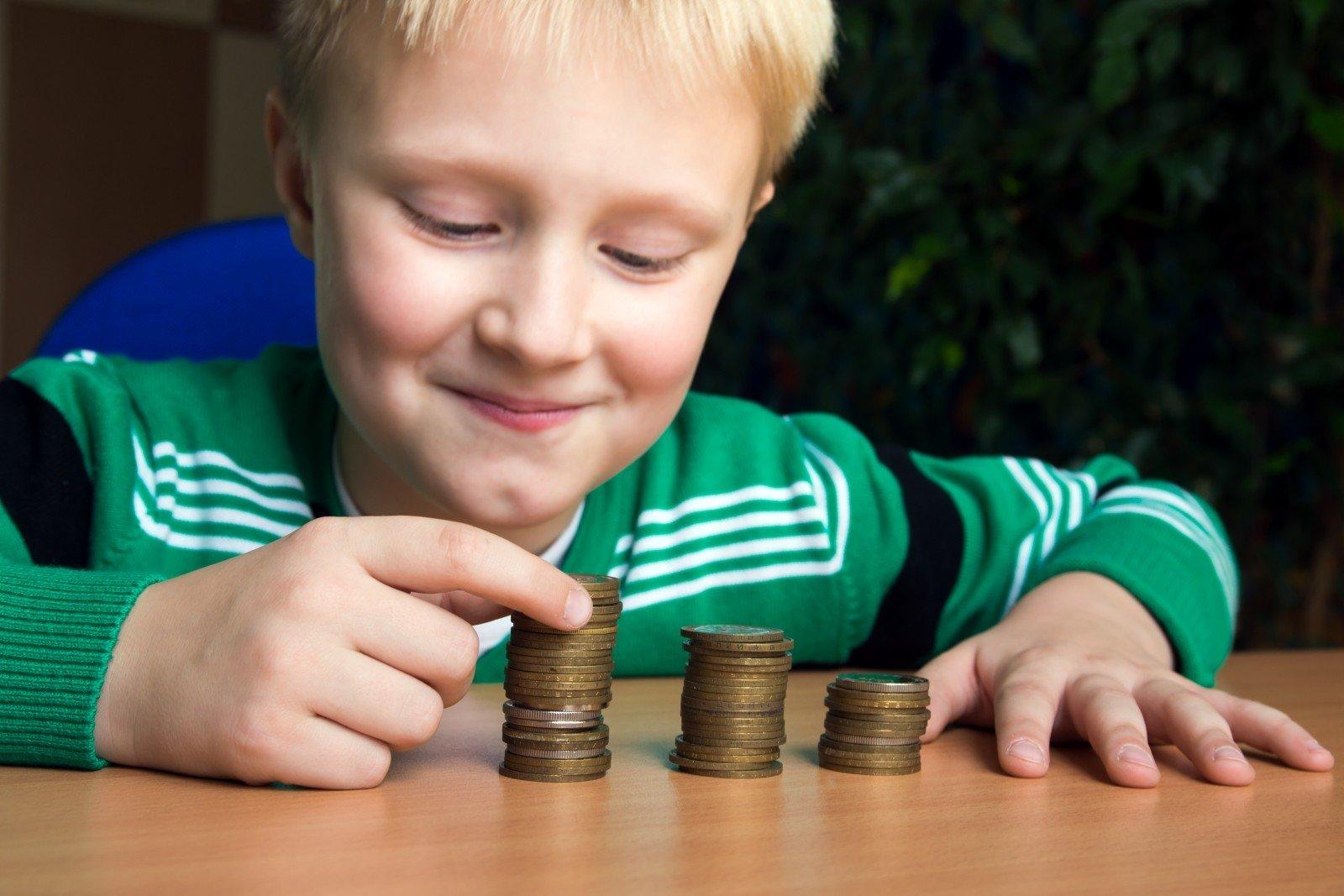 dėti pinigų ir užsidirbti