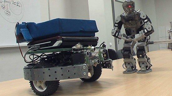 Bibliotekoje surengtas robotikos čempionatas   Pamarys