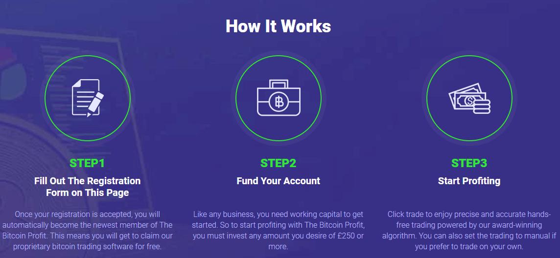 Bitcoin uždarbio programa dvejetainių opcionų prekybos demonstracinė sąskaita be registracijos