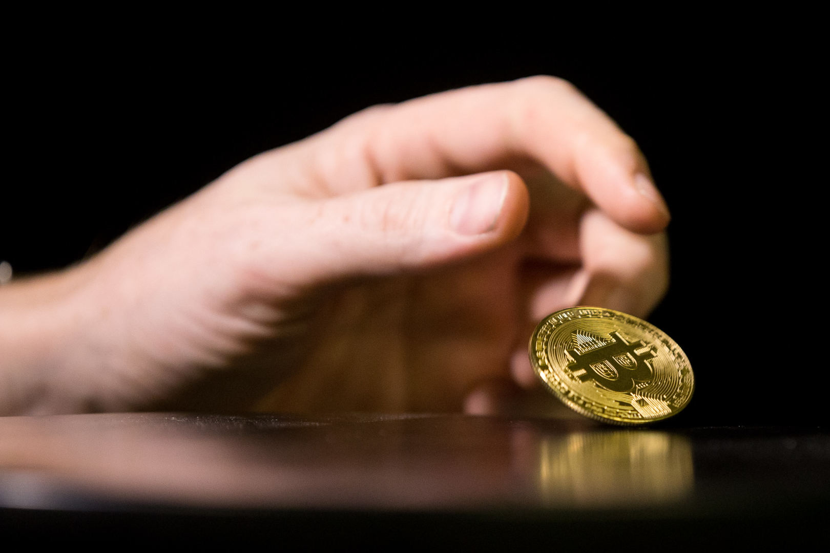 bitkoinas su