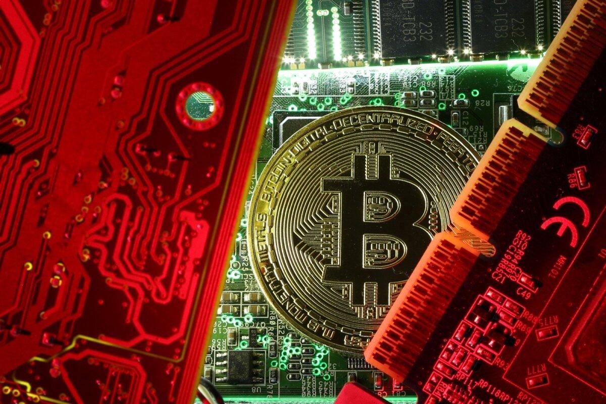 egzistuoja bitkoinas