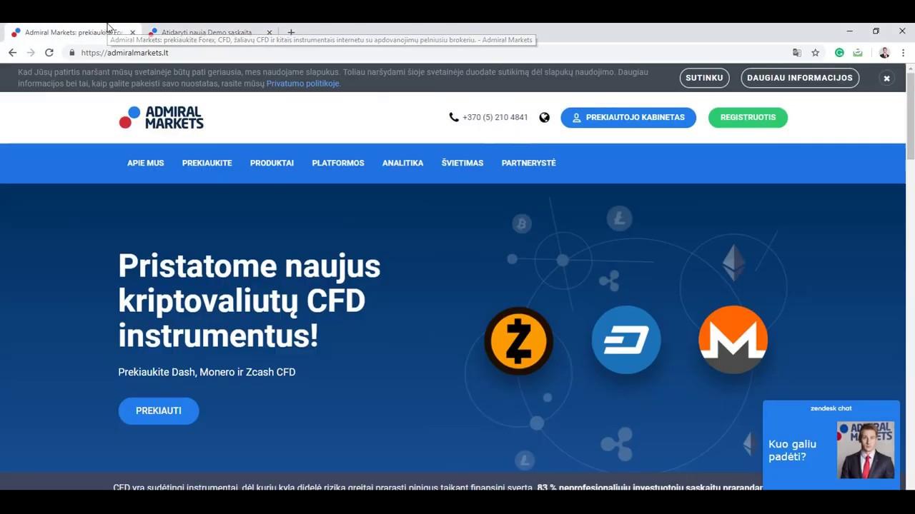 demonstracinė sąskaita prekybos platformoje realus uždarbis patikrintose interneto svetainėse