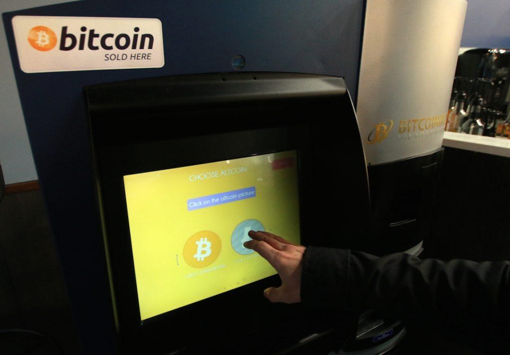 didelio kiekio bitkoinų pašalinimas