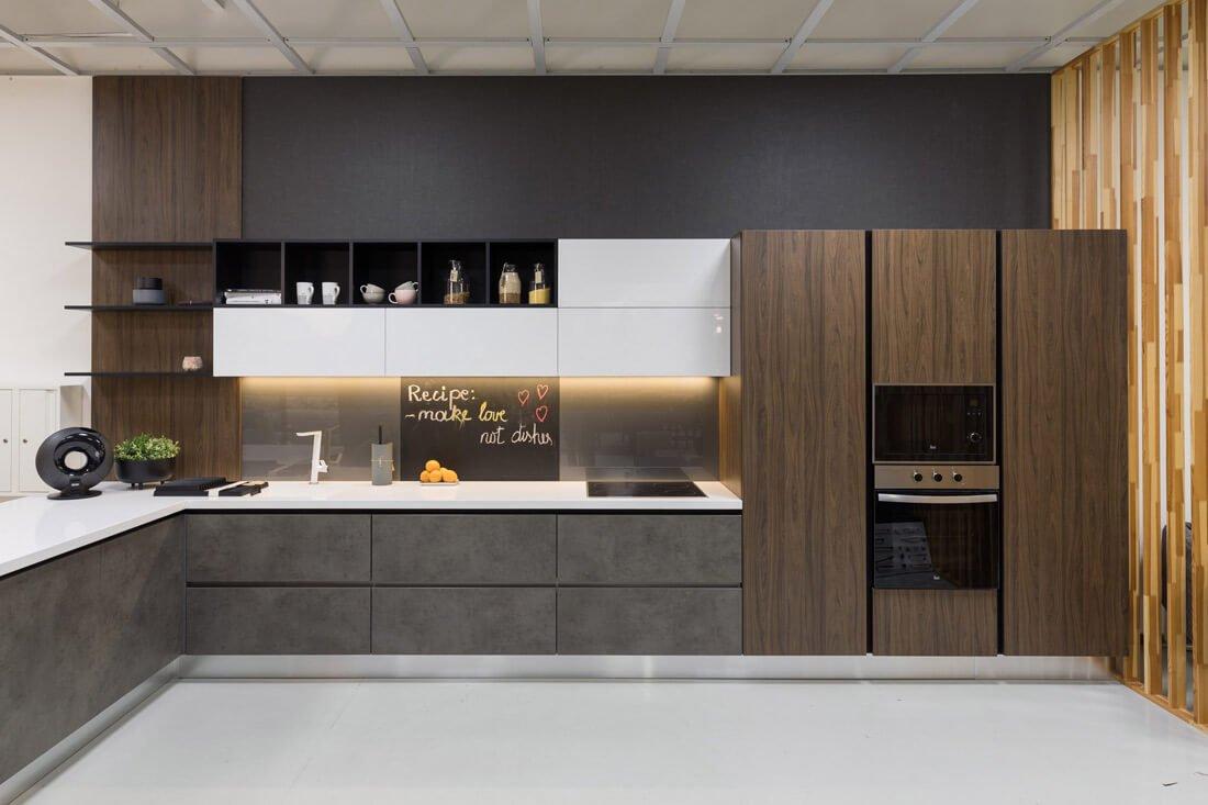 virtuvės ar prekybos centrai