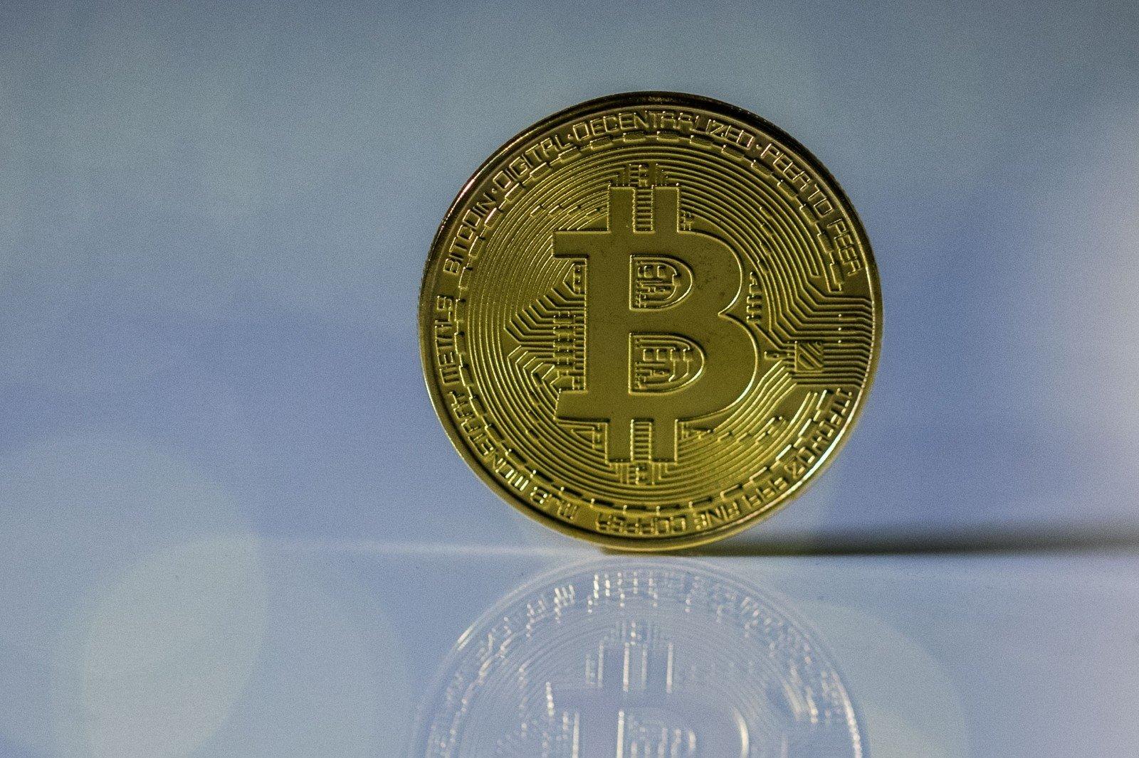 kuri bitkoino birža
