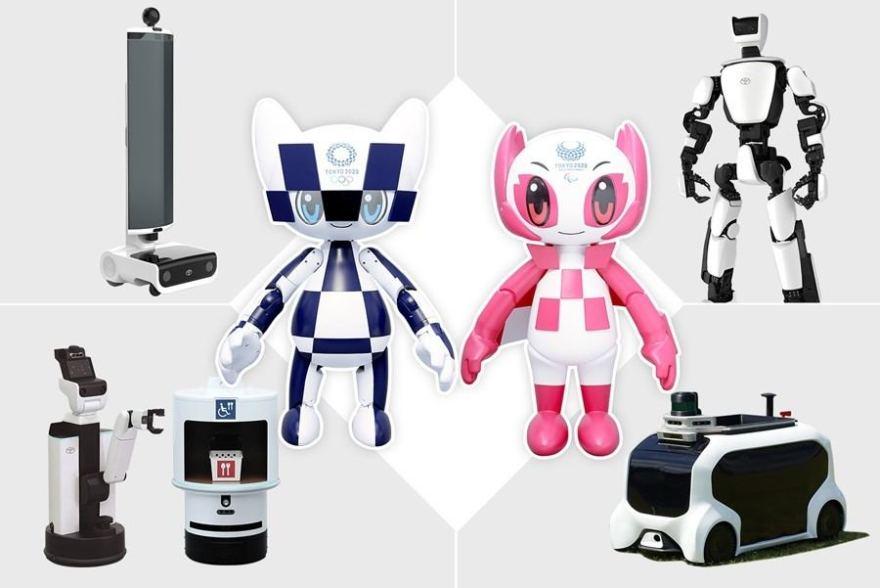 pasirinkimo robotas 2020 m
