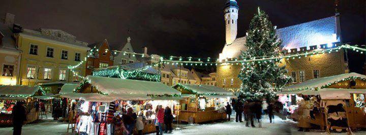 prekybos centrai - Estija