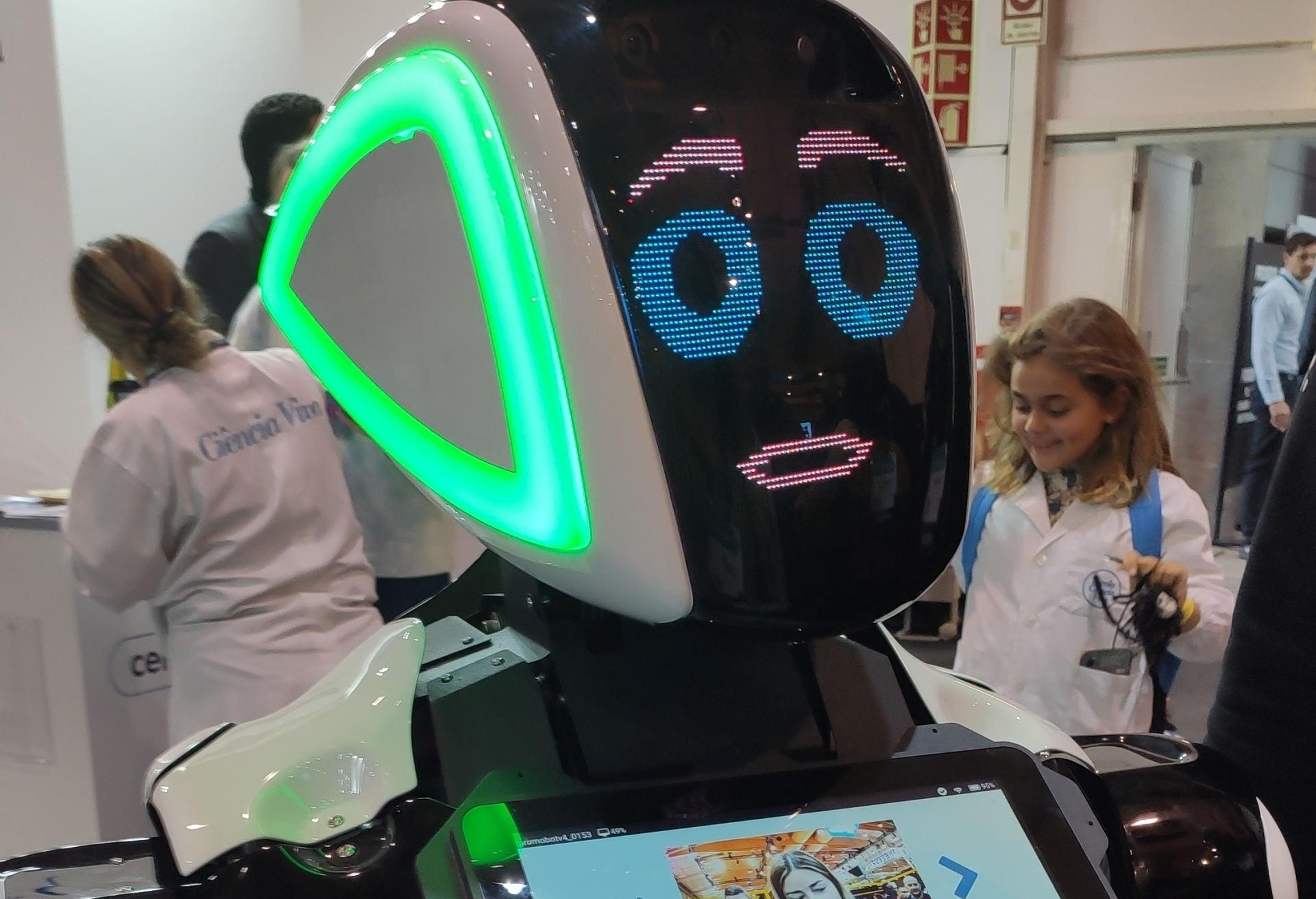 robotas prekybai su minimaliu užstatu